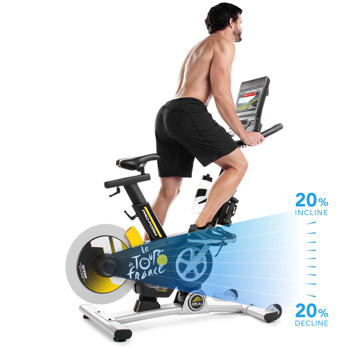 Proform Exercise Bikes Studio Bike Pro  gallery image 12